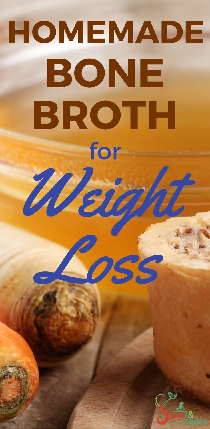 This easy homemade slow cooker bone broth recipe provides health benefits from weightloss, healing leaky gut to detox, cleanse and strengthening the immune system.