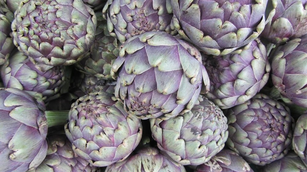 high-fiber-foods-artichoke